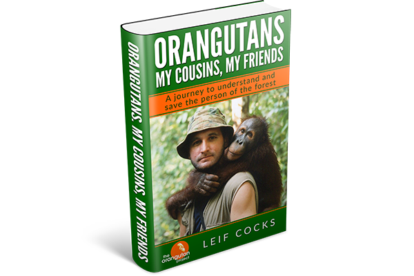 Orangutans. My Cousins, My Friends